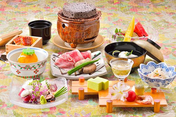 【美食の祭典】夏祭り会席2