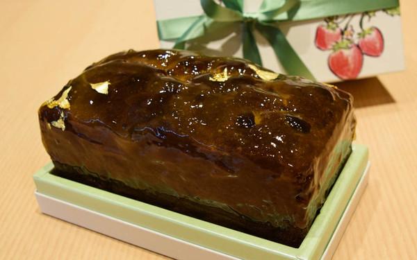 福岡県八女産のあまおう苺を贅沢に使用「ガトー・ド・ヴォワイヤージュ」